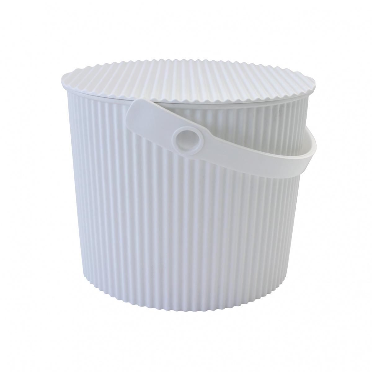 Omnioutil spand - hvid,  4 L