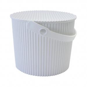 Omnioutil spand - hvid,  8 L