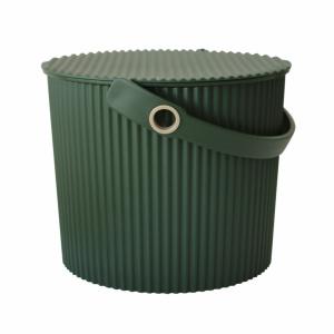 Omnioutil spand - grøn,  8 L