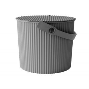 Omnioutil spand - grå,  4 L