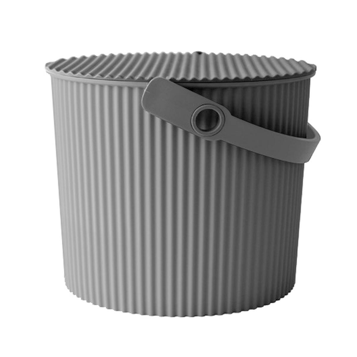 Omnioutil spand - grå,  8 L