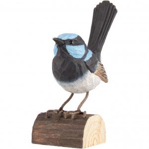 Wildlife Garden træfugl - sortstrubet alfesmutte