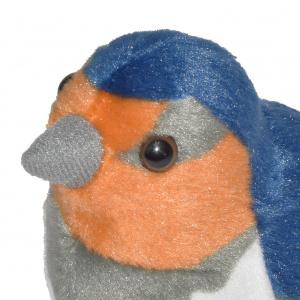 Wild Republic fugl med lyd - landsvale