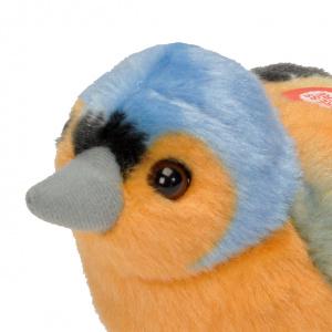 Wild Republic fugl med lyd - bogfinke