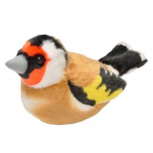 Wild Republic fugl med lyd - stillits