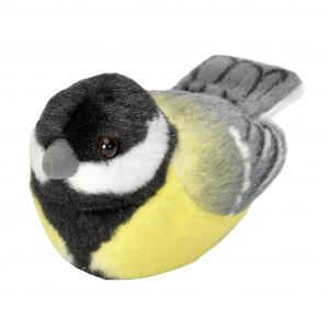 Wild Republic fugl med lyd - musvit