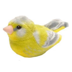 Wild Republic fugl med lyd - grønirisk