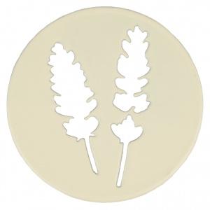Wildlife Garden dugmagneter, 4 stk. - beige