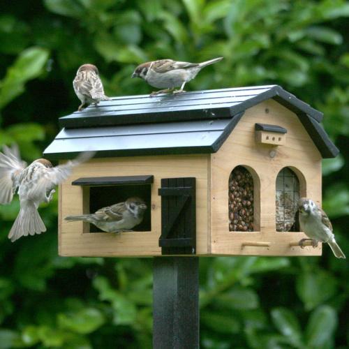 Wildlife Garden foderlade - natur