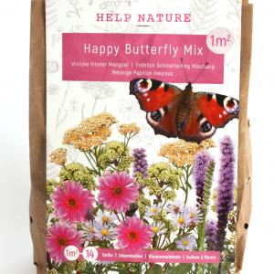 Wildlife World blomsterløg mix - sommerfugle