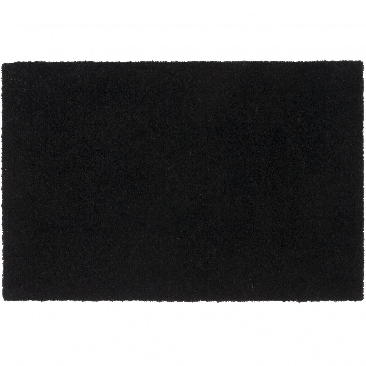 Tica dørmåtte, sort -  40x60