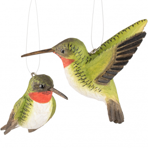 Wildlife Garden træfugl - kolibri, 2 stk.