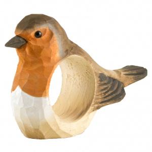 Wildlife Garden servietring - rødhals