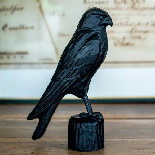 Wildlife Garden støbejernsfugl - tårnfalk