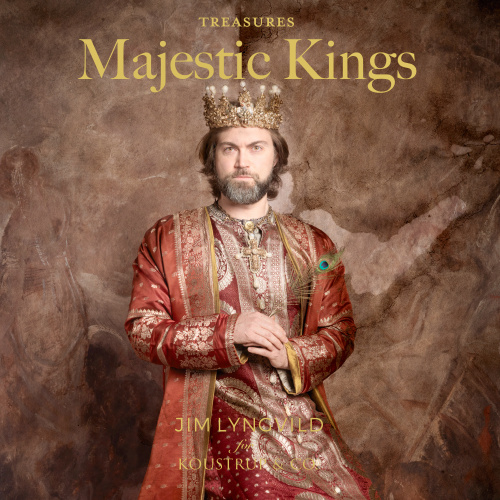 Jim Lyngvild kortmappe - Majestic Kings