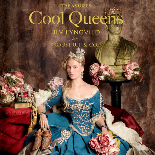 Jim Lyngvild kortmappe - Cool Queens