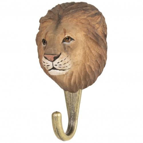 Wildlife Garden knag - løve