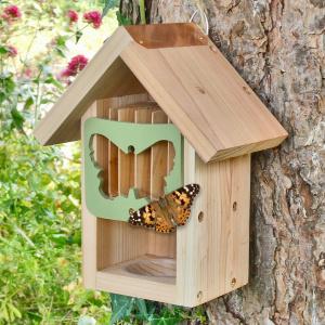 Wildlife World sommerfuglehus