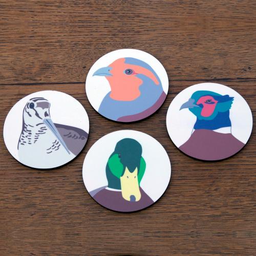 Wildlife Garden bordskånere - vildt fugle