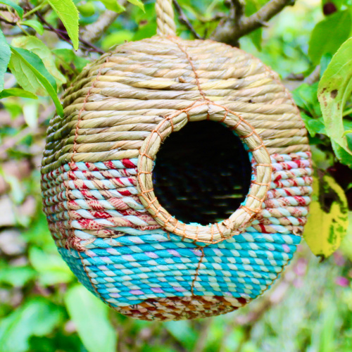 Wildlife World håndværks fuglehus - Anita