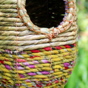 Wildlife World håndværks fuglehus - Shesali
