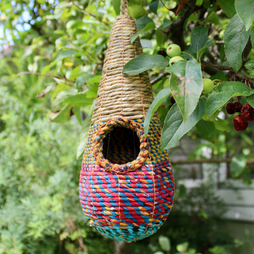 Wildlife World håndværks fuglehus - Tahera