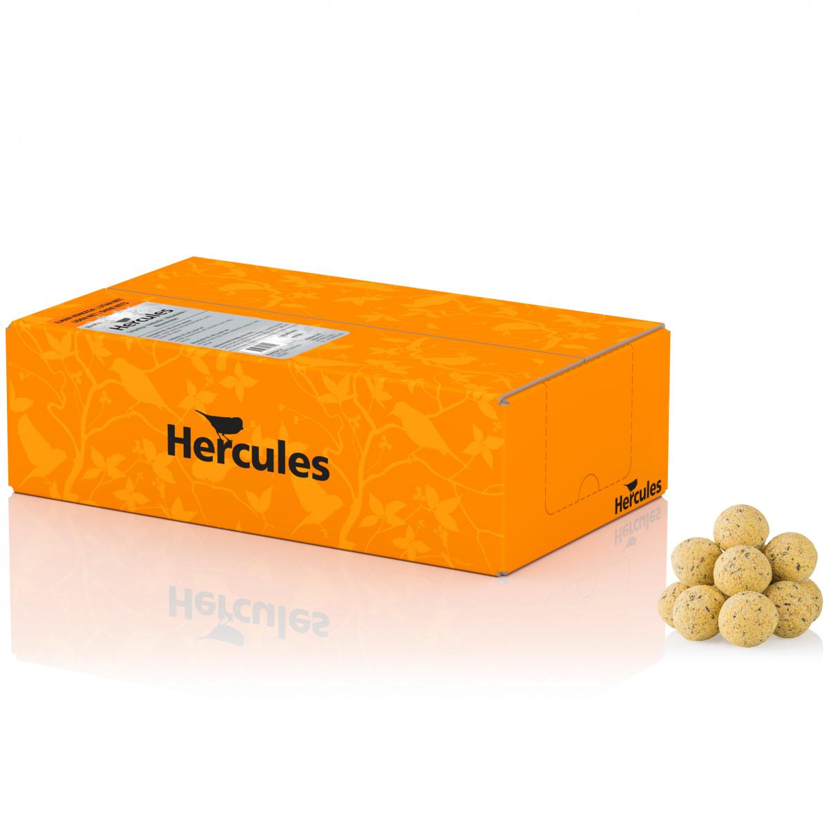Hercules fuglefoder - mejsebolde uden net, 50