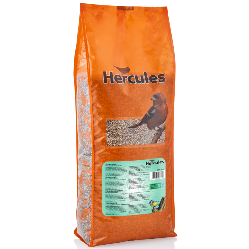 Hercules fuglefoder - hampefrø, 4 kg