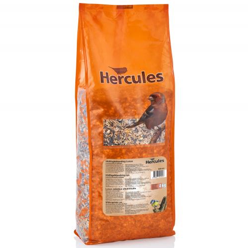 Hercules fuglefoder - luksusblanding, 4 kg