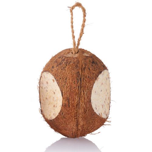 Hercules fuglefoder - kokosnød med fedt, hel