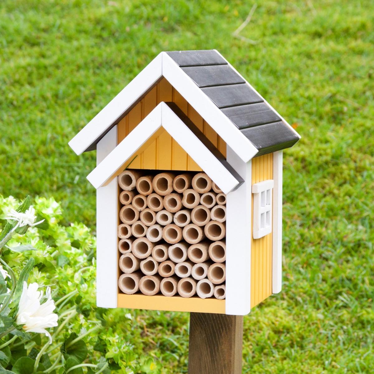 Wildlife Garden bihus - gul