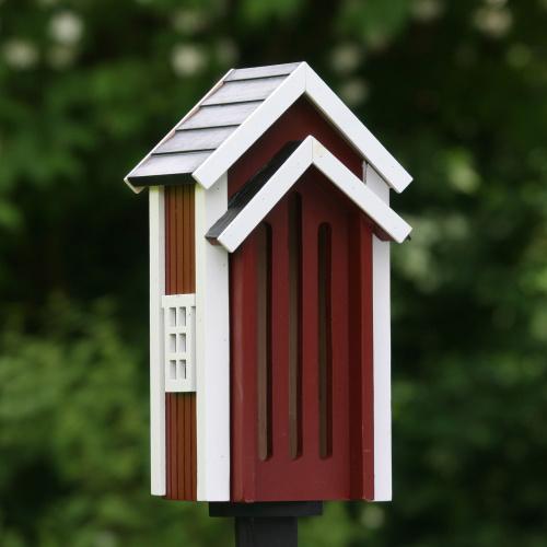 Wildlife Garden sommerfuglebo - rød