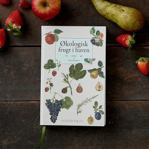 Økologisk frugt i haven