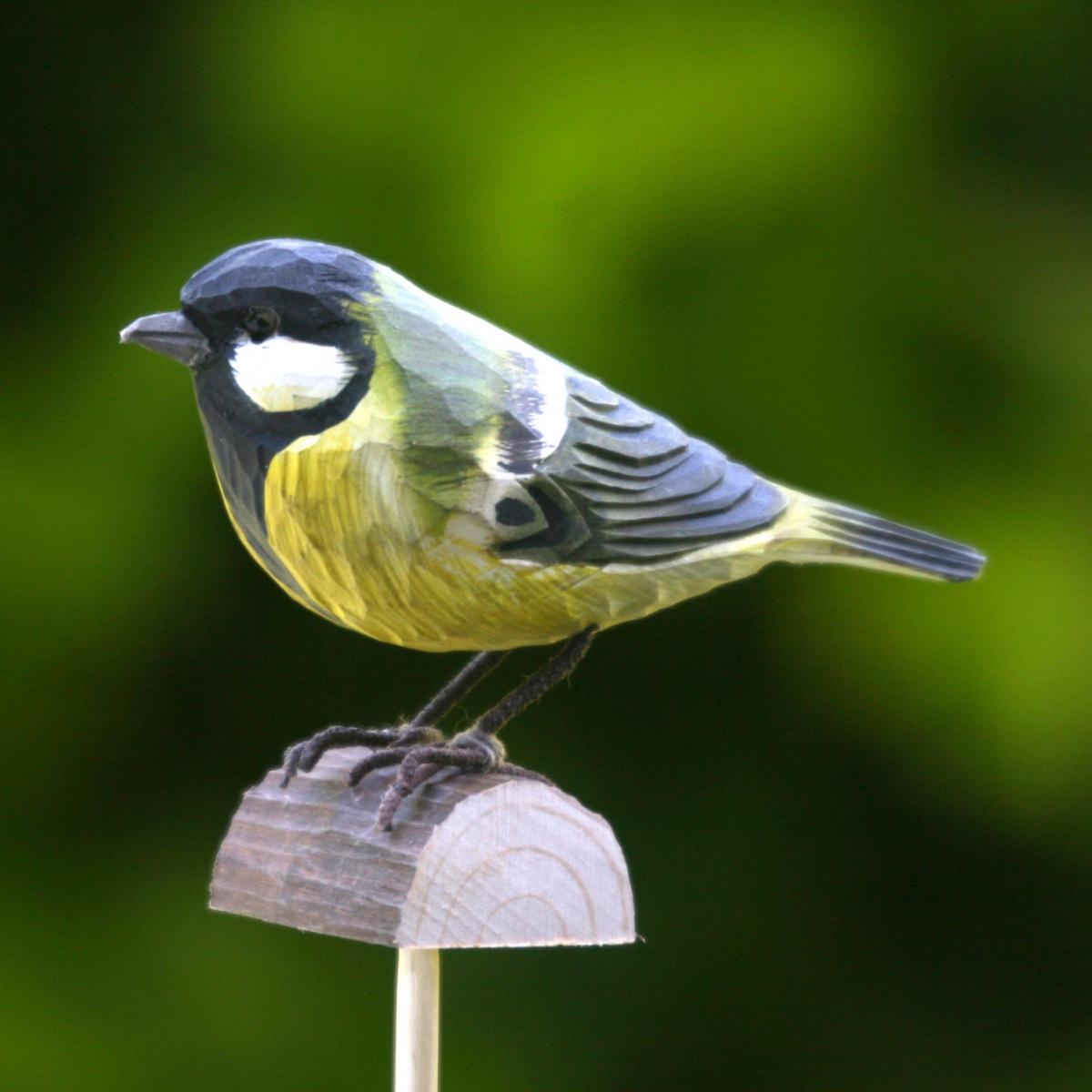 Wildlife Garden træfugl - musvit