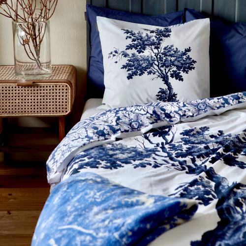 Jim Lyngvild øko sengesæt - Tiles, 140x200