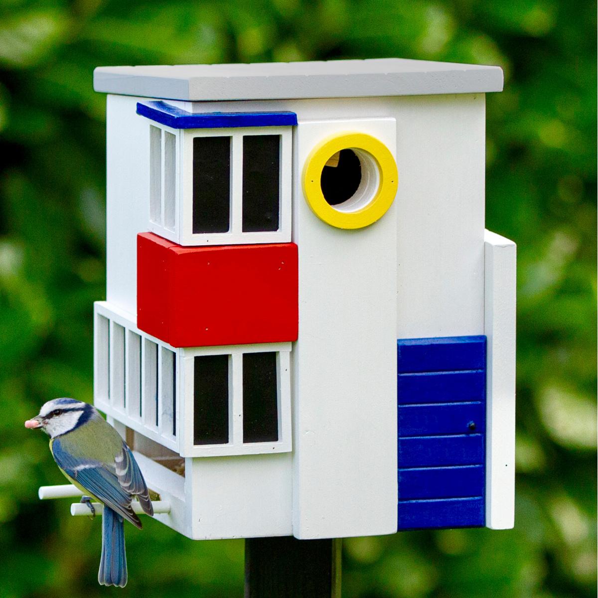 Wildlife Garden fuglehus/foderautomat - De Stijl