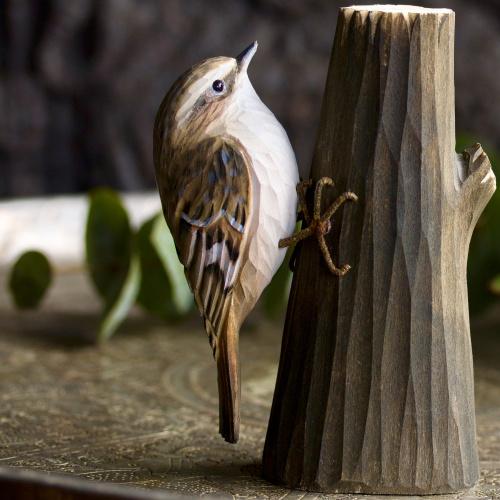 Wildlife Garden træfugl - træløber
