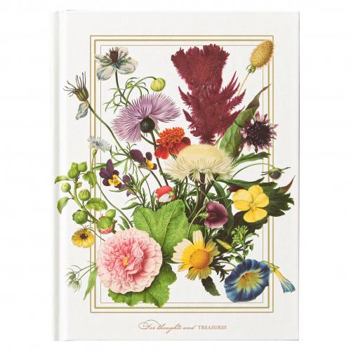Jim Lyngvild notesbog - blomster